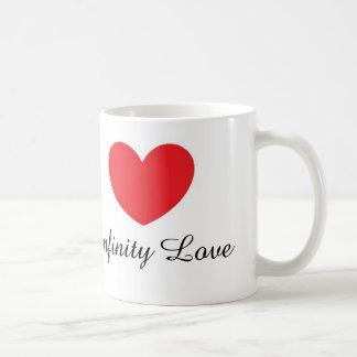 Rate of Infinite Love Coffee Mug