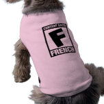 Rated F: French Dog Clothes