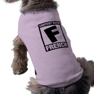 Rated F: French Tee