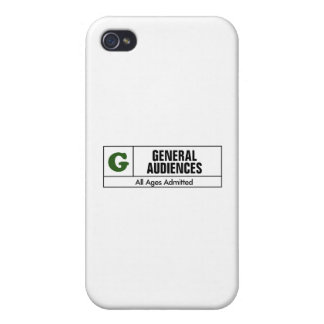 Rated G iPhone 4 Cases
