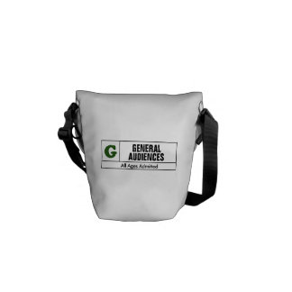 Rated G Courier Bags