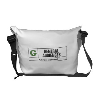 Rated G Courier Bag