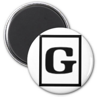 Rated G, Rating System 2 Inch Round Magnet