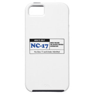 Rated NC-17 iPhone SE/5/5s Case