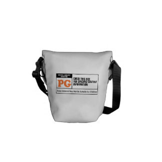 Rated PG Courier Bags
