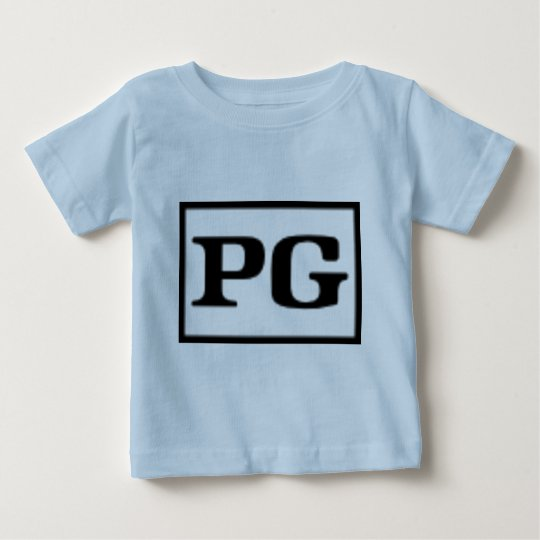 Rated PG, Rating System Baby T-Shirt
