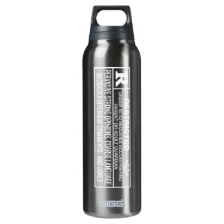 Rated R Liberty Bottleworks Bottle
