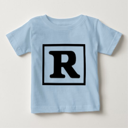 Rated R, Rating System Baby T-Shirt