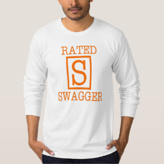 Rated Swagger Tshirts