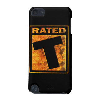 Rated-T for Teen iPod Touch (5th Generation) Cover