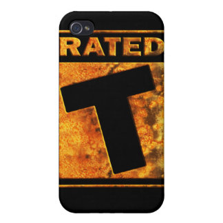 Rated-T iPhone 4/4s Case