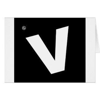 Rated V For Vomit Card