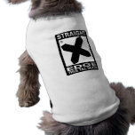 Rated X Doggie T Shirt