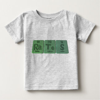 Rates-Ra-Te-S-Radium-Tellurium-Sulfur.png Tee Shirt