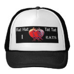 Rathat by Anjo Lafin Mesh Hat