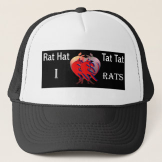 Rathat by Anjo Lafin Trucker Hat