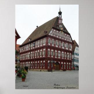 Rathaus Print