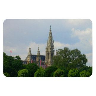 Rathaus, Vienna Austria Magnet