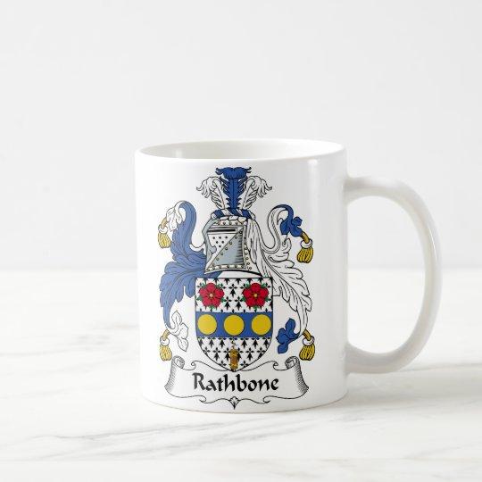 Rathbone Family Crest Coffee Mug