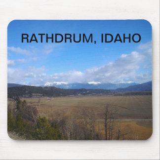 Rathdrum, Idaho Tapete De Ratón