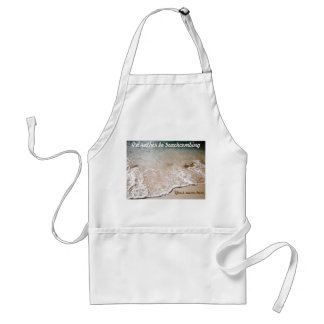 Rather be Beachcombing Personalized Apron