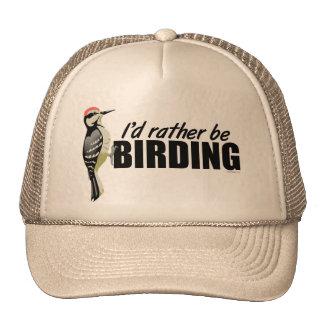 Rather Be Birding Trucker Hat