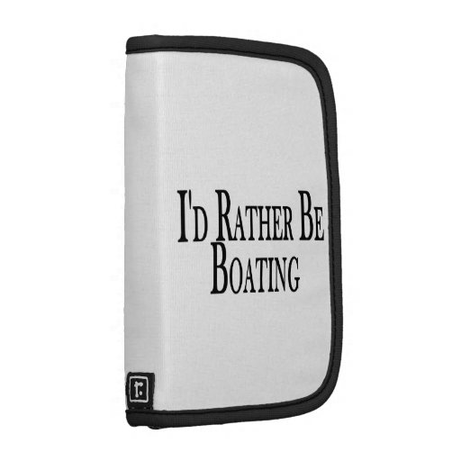 Rather Be Boating Planners