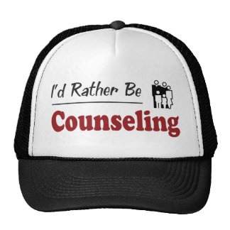 Rather Be Counseling Trucker Hat