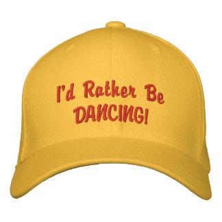 Rather be Dancing CAP