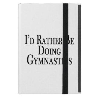 Rather Be Doing Gymnastics Cases For iPad Mini