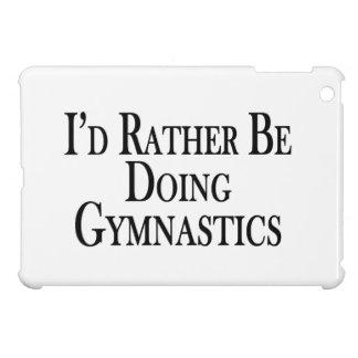 Rather Be Doing Gymnastics iPad Mini Covers
