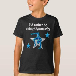 RATHER BE DOING GYMNASTICS T-Shirt