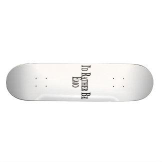 Rather Be Emo Skateboard