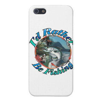Rather be fishing cover for iPhone 5