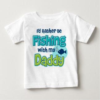 Rather Be Fishing Dad Tee Shirts