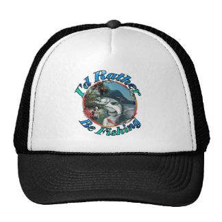 Rather be fishing hat