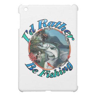 Rather be fishing iPad mini cover