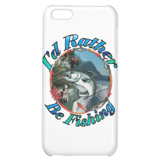 Rather be fishing iPhone 5C cases