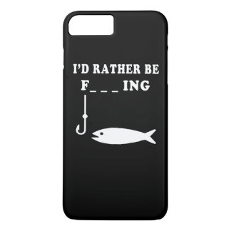 RATHER BE FISHING iPhone 8 PLUS/7 PLUS CASE