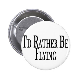Rather Be Flying Pins