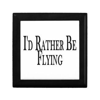 Rather Be Flying Gift Boxes