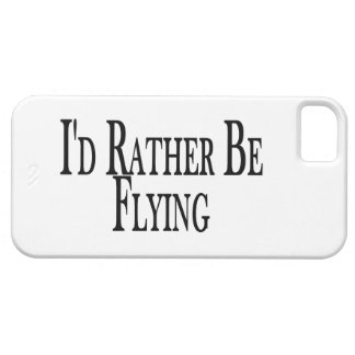 Rather Be Flying iPhone SE/5/5s Case