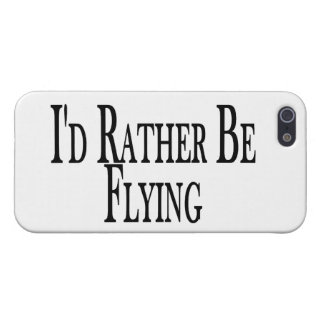 Rather Be Flying iPhone SE/5/5s Cover