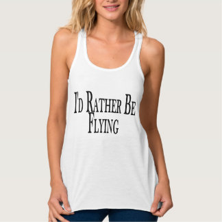 Rather Be Flying Tee Shirt