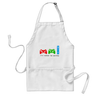 Rather Be Gaming Aprons