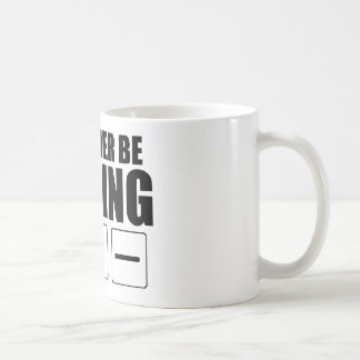Rather Be Gaming (FATE) Coffee Mug