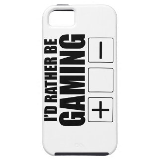 Rather Be Gaming (FATE) iPhone SE/5/5s Case