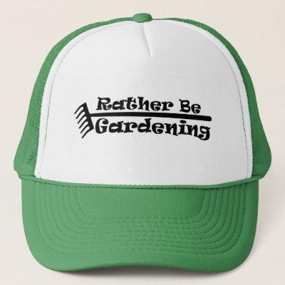 Sketch of Garden Gnome Trucker Hat | Zazzle.com