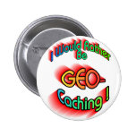 Rather Be Geocaching Button