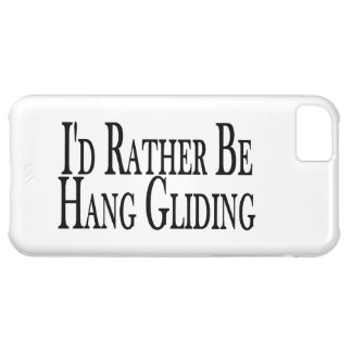 Rather Be Hang Gliding Cover For iPhone 5C
